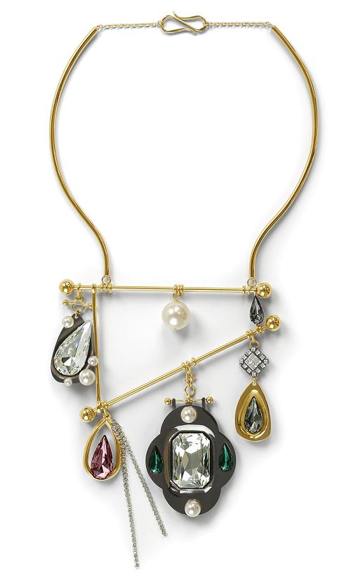 Unique Swarovski Crystal Necklace Design Inspiration