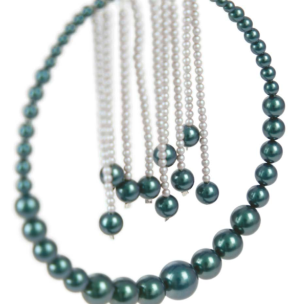 New_Swarovski_Crystal_Iridescent_Tahationa_Look_Pearl_Beads