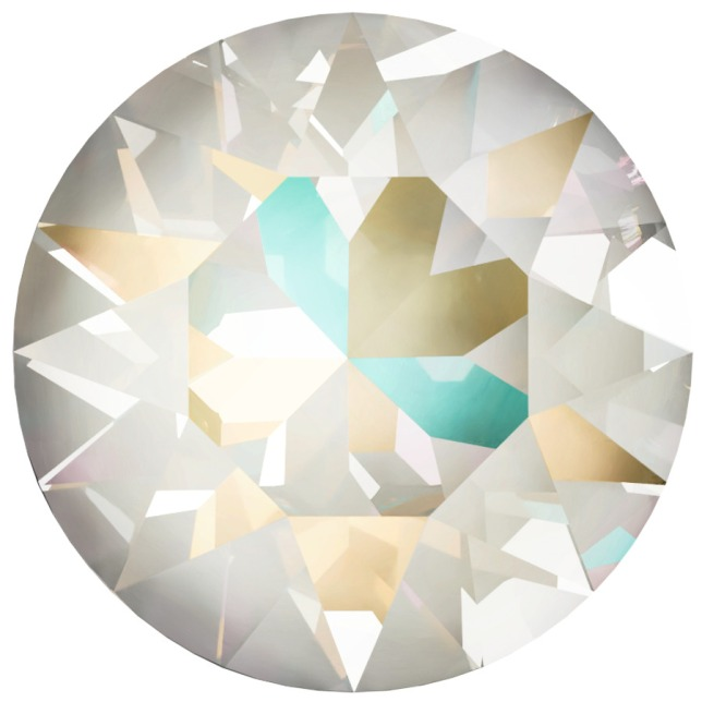 Swarovski_Crystal_ 1088_Xirius_Round_Stones_ Crystal_Light_Grey_DeLite