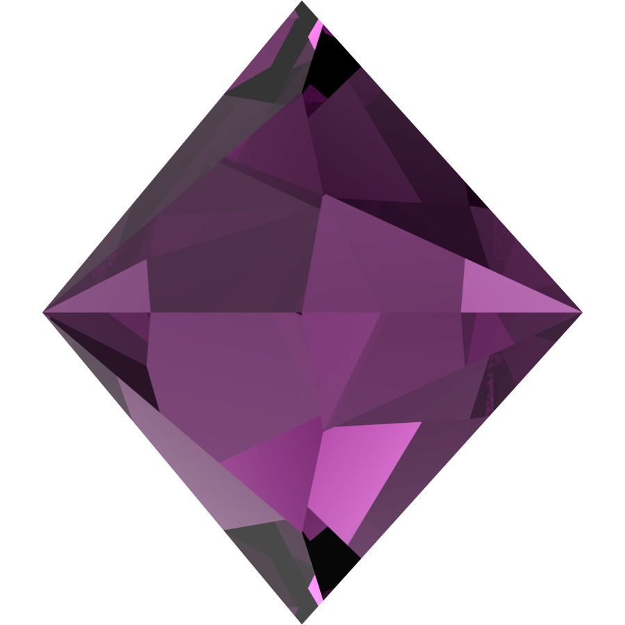 Swarovski_Crystal_ 1185_Pointed_Chaton_Round_Stones_ Amethyst _ On_Sale