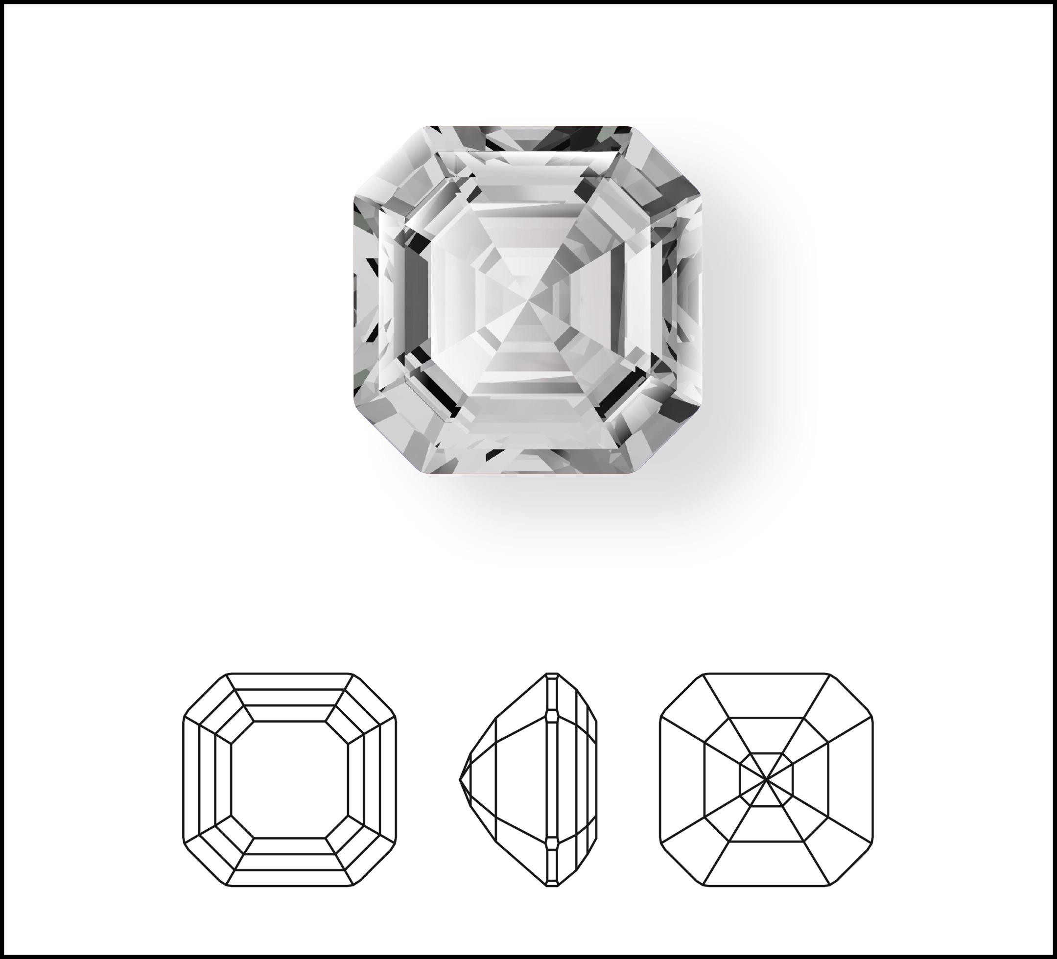Swarovski_Crystal_ 4480_Imperial_Cut_Fancy_Stones