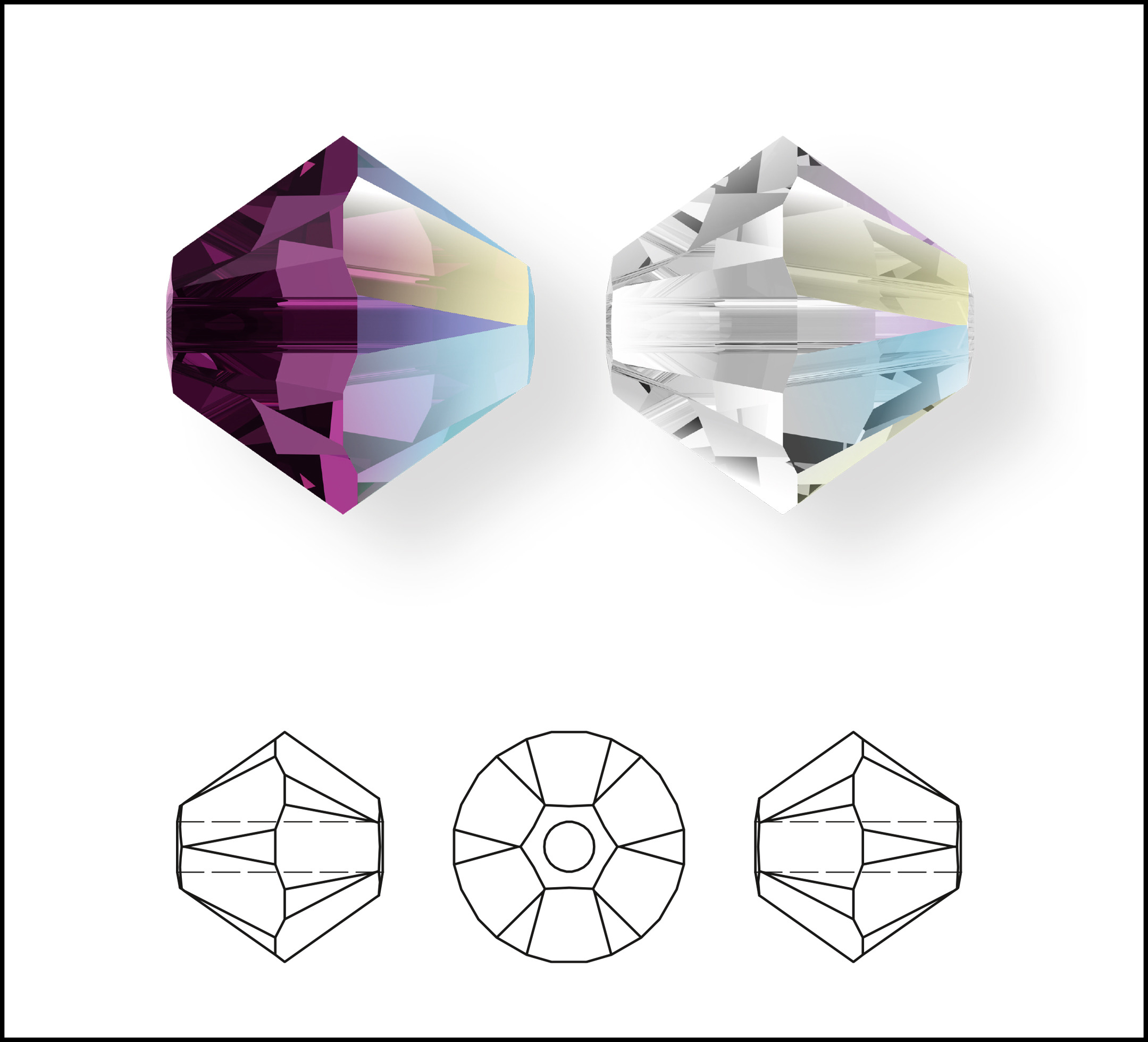 Swarovski_Crystal_5328_Xilion_Bicone_Beads_Shimmer
