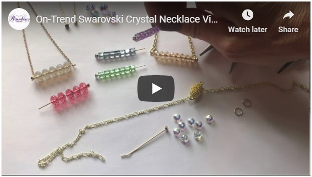 DIY Jewelry Instructional Video